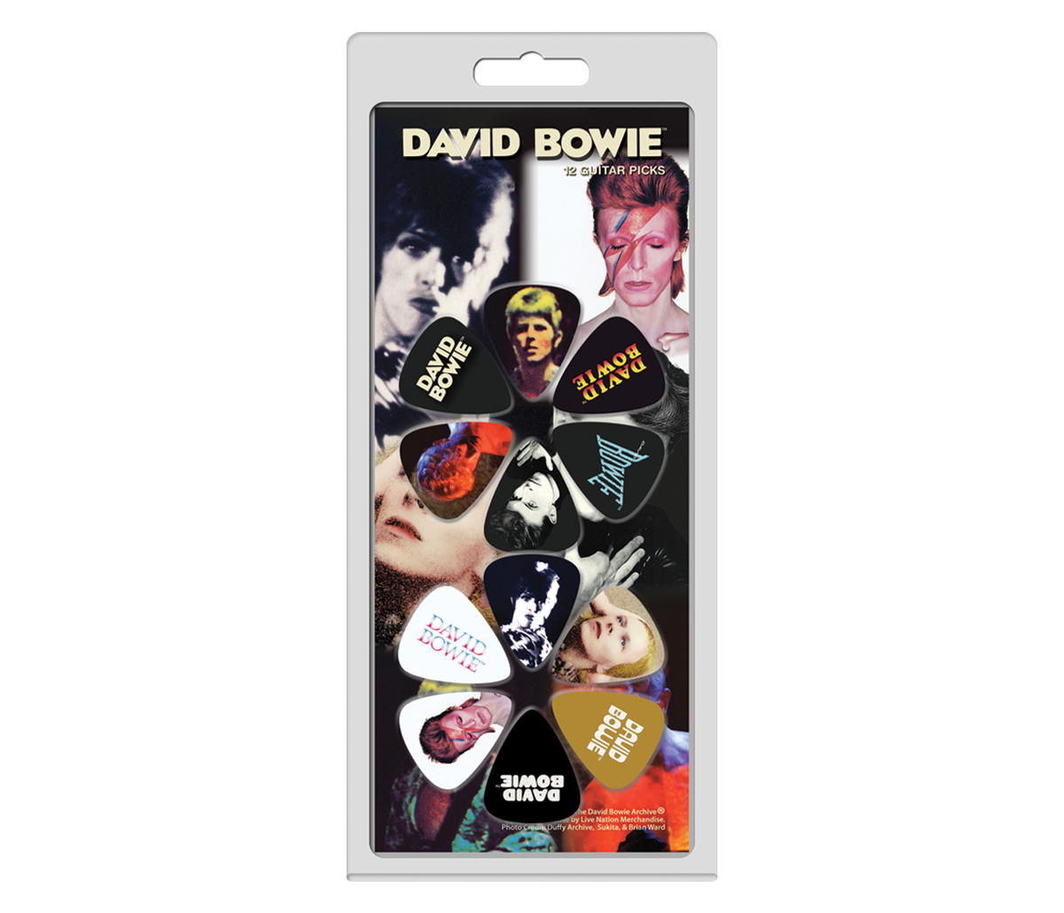 trsátka David Bowie - PERRIS LEATHERS - DB2