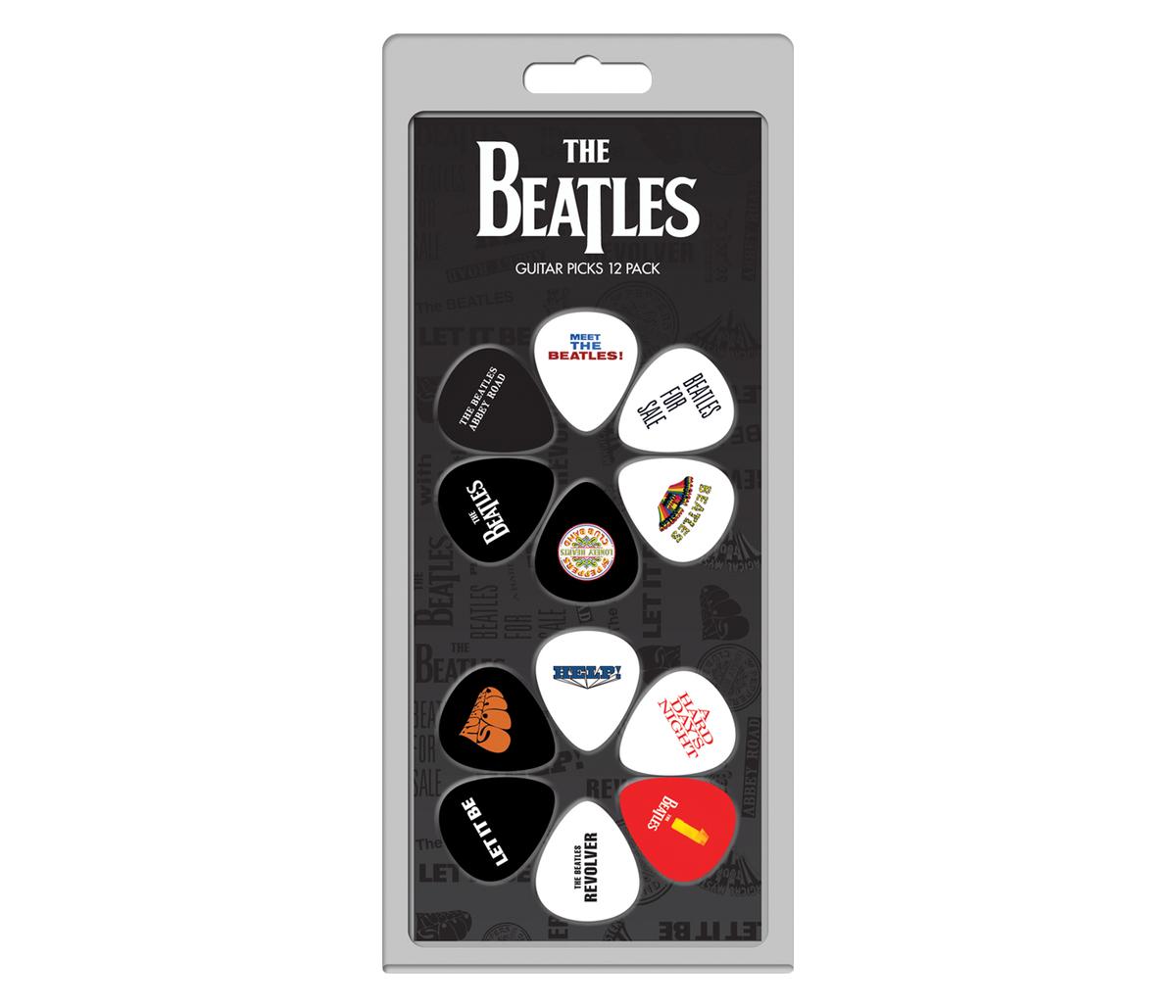 trsátka The Beatles - PERRIS LEATHERS - TB2