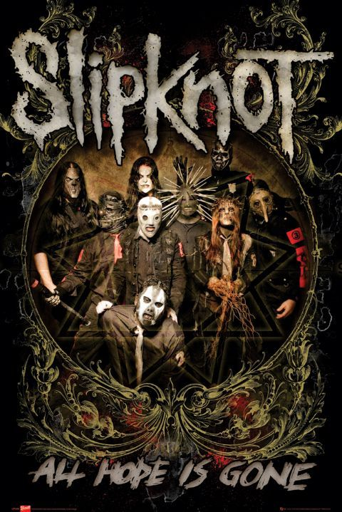 plagát - SLIPKNOT - Is Gone - LP1340 - GB Posters
