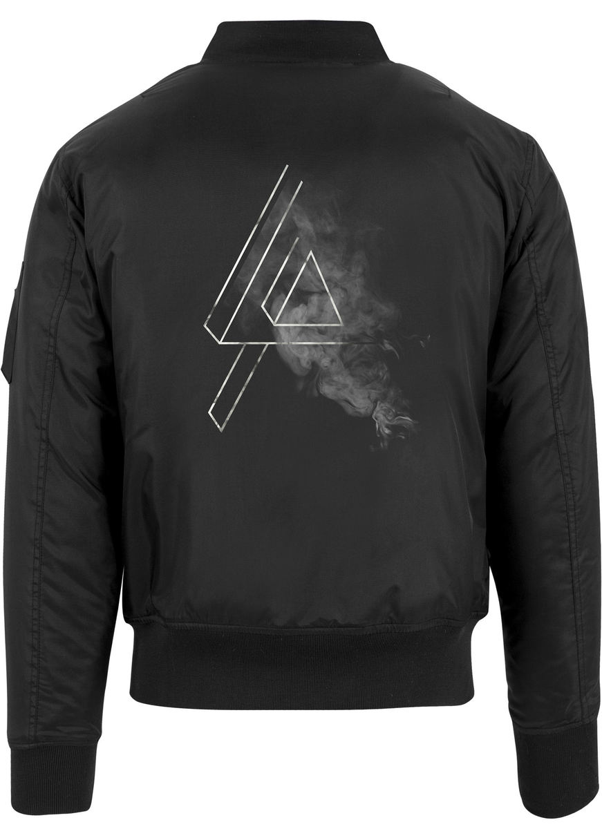 bunda pánska Linkin Park - Bomber - MC334_black