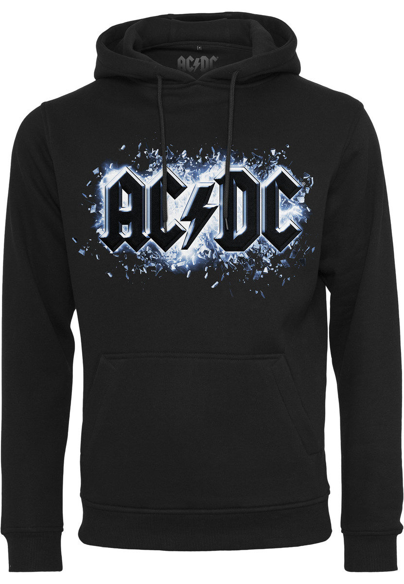 mikina pánska AC/DC Shattered - black - MC476