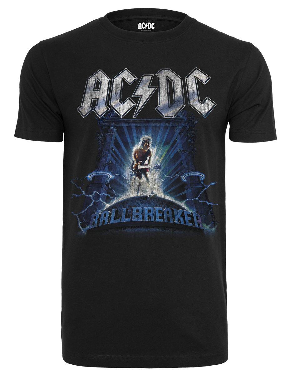 tričko pánske AC/DC - Ballbreaker - black - MC481