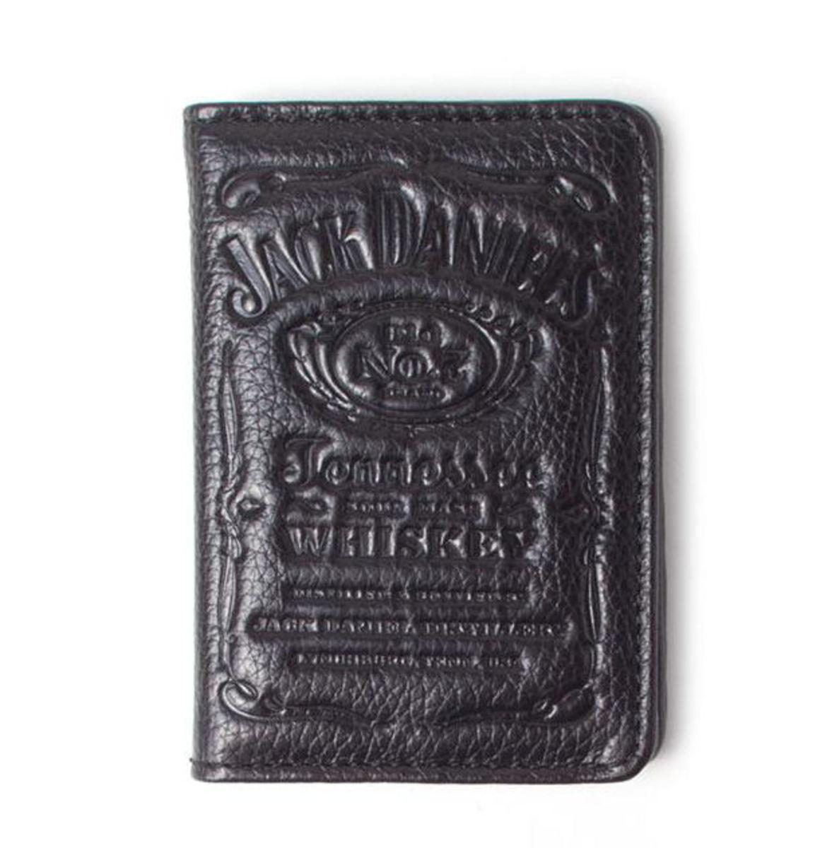 puzdro na doklady JACK DANIELS - MW104277JDS