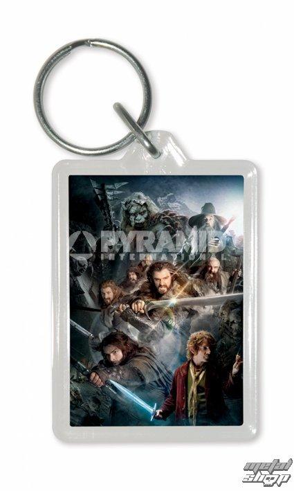 klíčenka (přívěšek) The Hobbit - Dark Montage - PYRAMID POSTERS - PK5553