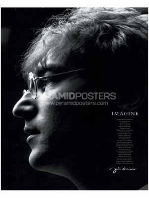 plagát - John Lennon (Imagine) - PP0817 - Pyramid Posters
