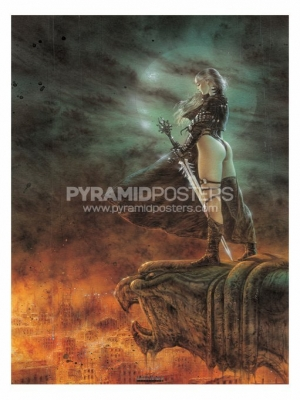 plagát - Luis Royo (The Hour Has Arrived) - PP30563 - Pyramid Posters