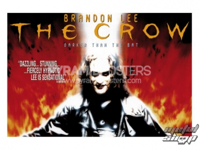 plakát The Crow (Flames) - PP30827 - Pyramid Posters