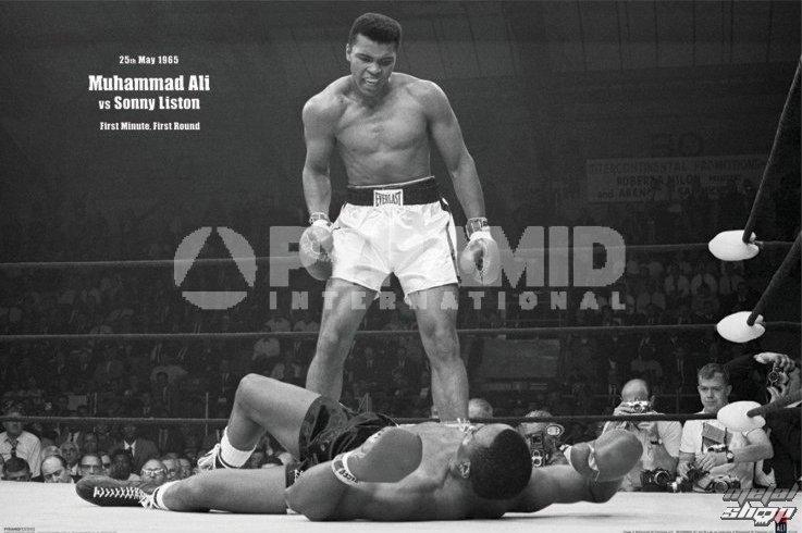 plagát Muhammad Ali (V Liston Landscape) - PYRAMID POSTERS - PP31042