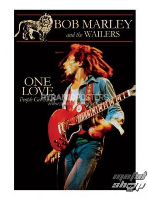 plagát Bob Marley (Wailers) - PP31315 - Pyramid Posters