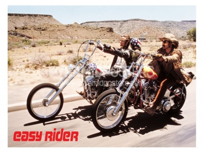 plagát - Easy Rider (Bikes) - PP31358 - Pyramid Posters