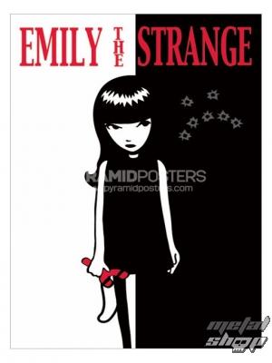 3302371b15e plagát - Emily The Strange (Strange Face) - PP31523 - Pyramid Posters