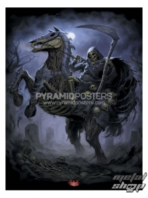 plagát - Pale Rider (Spiral) - PP31733 - Pyramid Posters