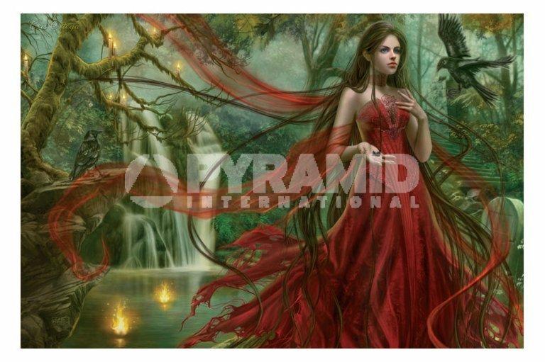 plagát Cris Ortega (Scarlett & Ravens) - PP31794 - PYRAMID POSTERS