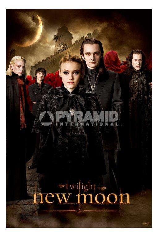 plagát Twilight - New Moon (Volturi) (Súmrak) - PP32066 - PYRAMID POSTERS