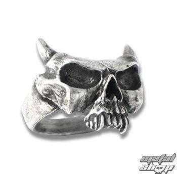 prsteň Sixth Seal ALCHEMY GOTHIC - R131