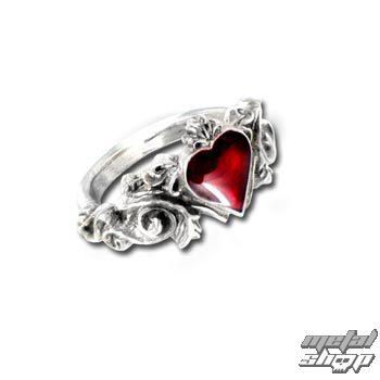 prsteň Betrothal ALCHEMY GOTHIC - R134a