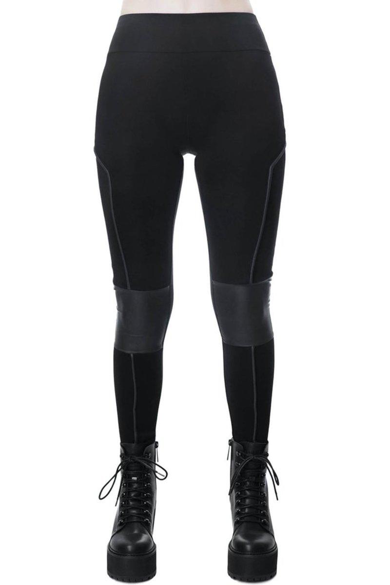 nohavice dámske (legíny) KILLSTAR - Reverb - KSRA001387
