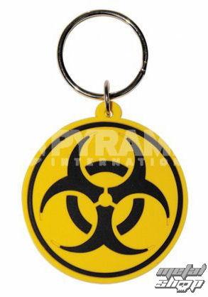 kľúčenka (prívesok) Biohazard - PYRAMID POSTERS - RK38023