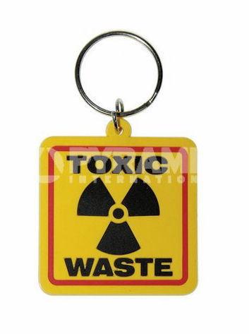 prívesok Toxic Waste - RK38028 - PYRAMID POSTERS