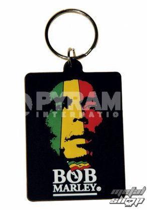 kľúčenka (prívesok) Bob Marley (Face) - PYRAMID POSTERS - RK38042