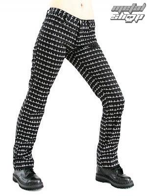 nohavice dámske Sektor 1 - S.Hipster Cardio Denim - S-1-04-306-01