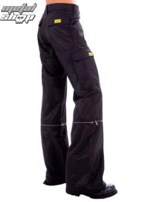 nohavice dámske Sektor 1 - Oomph! Zipp-Off Pants D.S. Black - S-1-84-071-00