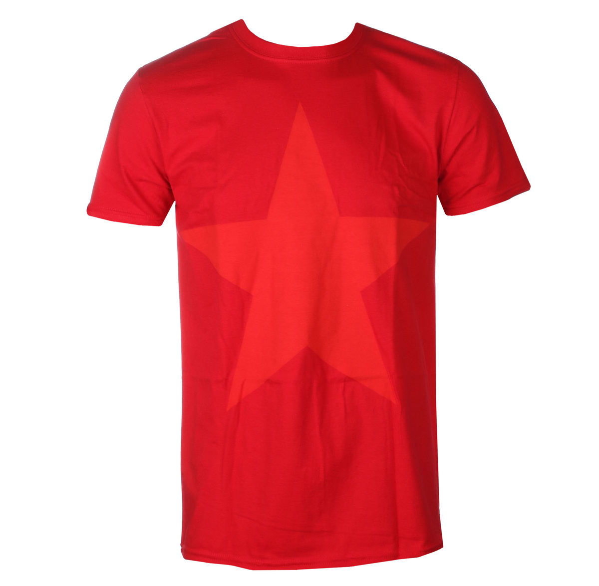 tričko pánske Rage against the machine - Red Star - Red - RTRAMTSRSTA