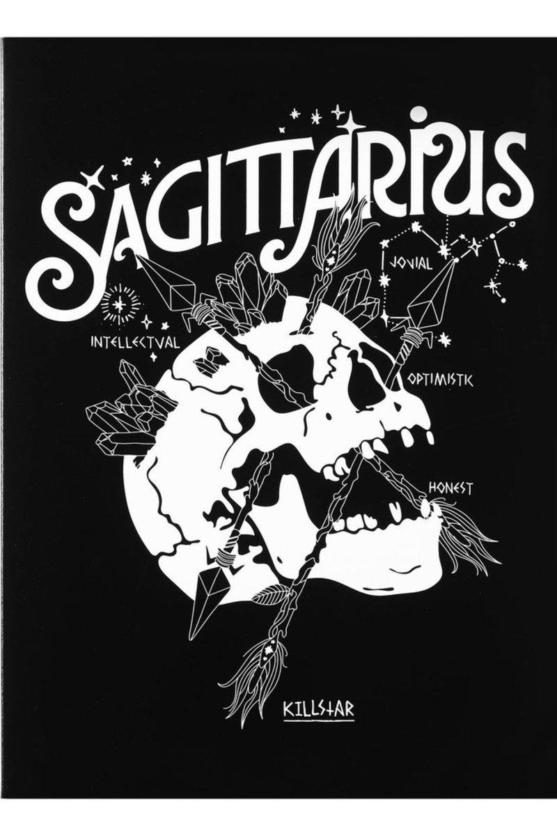 prianie KILLSTAR - Sagittarius - BLACK - KSRA000474