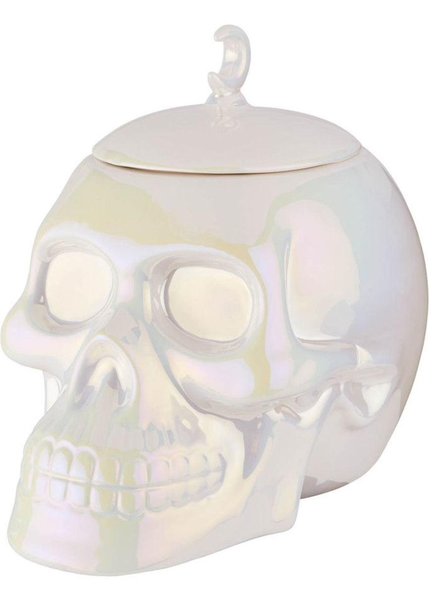 dekorácia (dóza) KILLSTAR - Skull Cookie Jar - AURA - KSRA001576