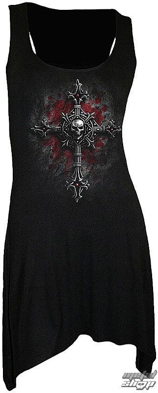 "šaty dámske SPIRAL ""Vamp Fangs"" - DT 185234"