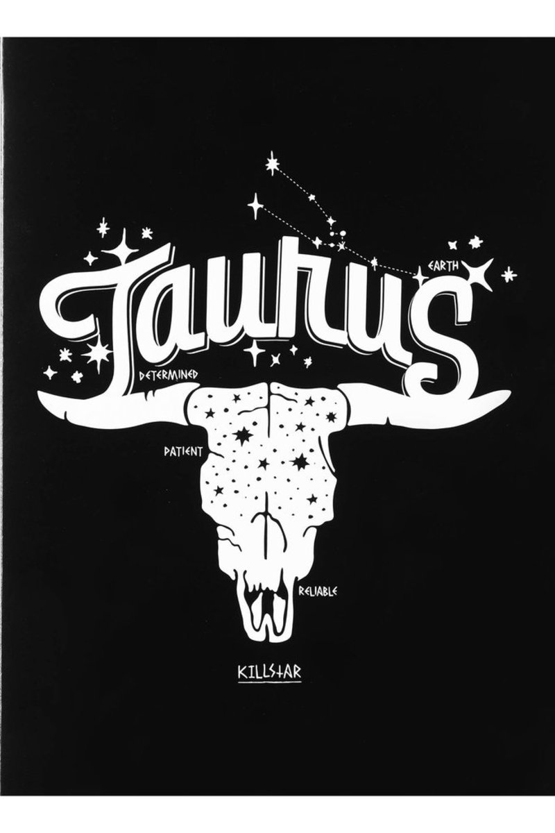 prianie KILLSTAR - Taurus - BLACK - KSRA000480