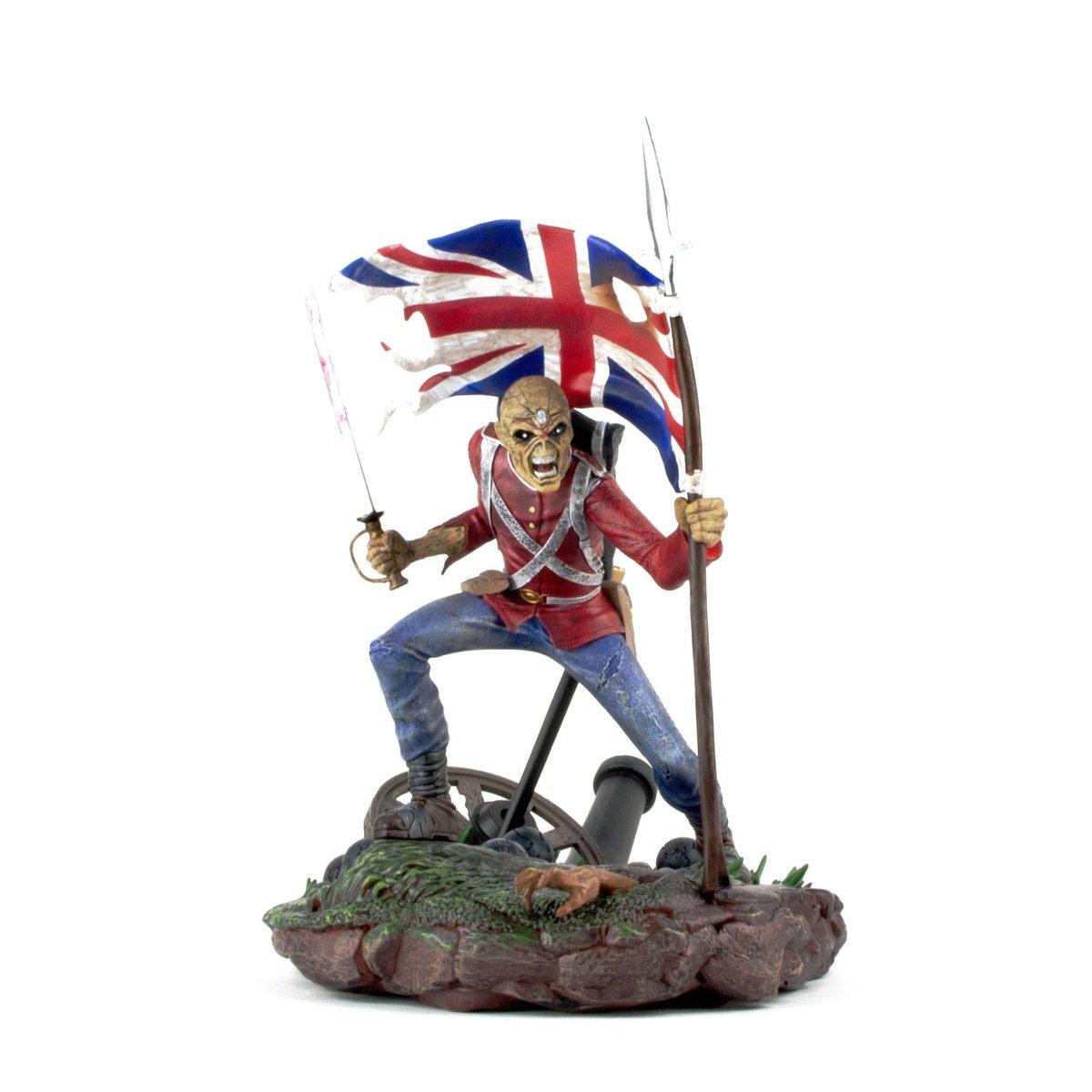 figúrka Iron Maiden - Legacy of the Beast - Trooper Eddie - IMC-0802