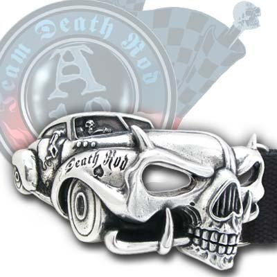 pracka Death Rod ALCHEMY GOTHIC - ULB5
