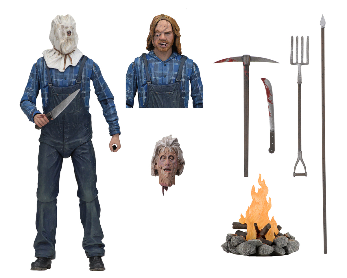 figúrka Friday the 13th (piatok trinásteho) Part 2 - Jason - NECA39719