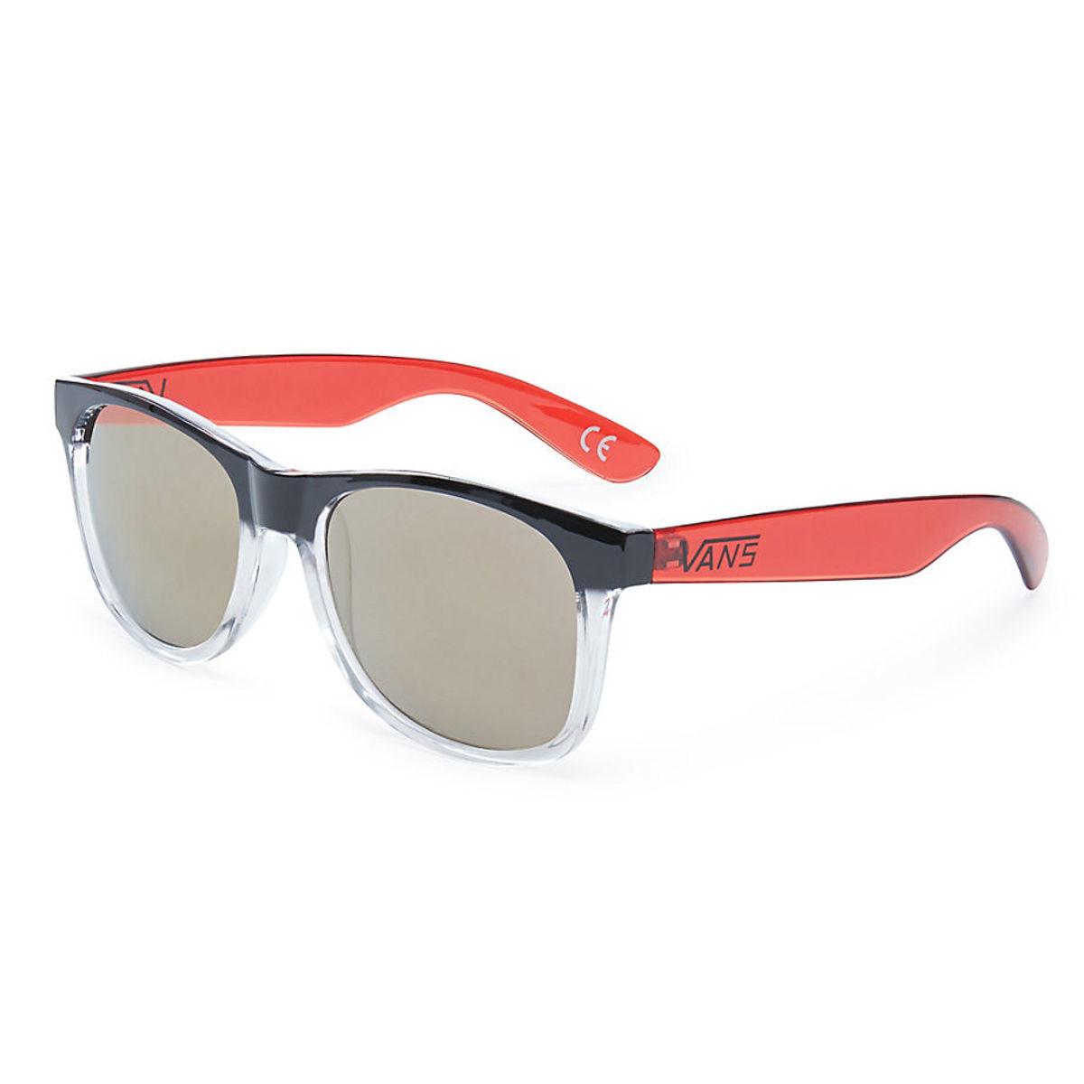 4bc60d2ba okuliare slnečné VANS - MN SPICOLI 4 SHADES - CLEAR / BLACK ...