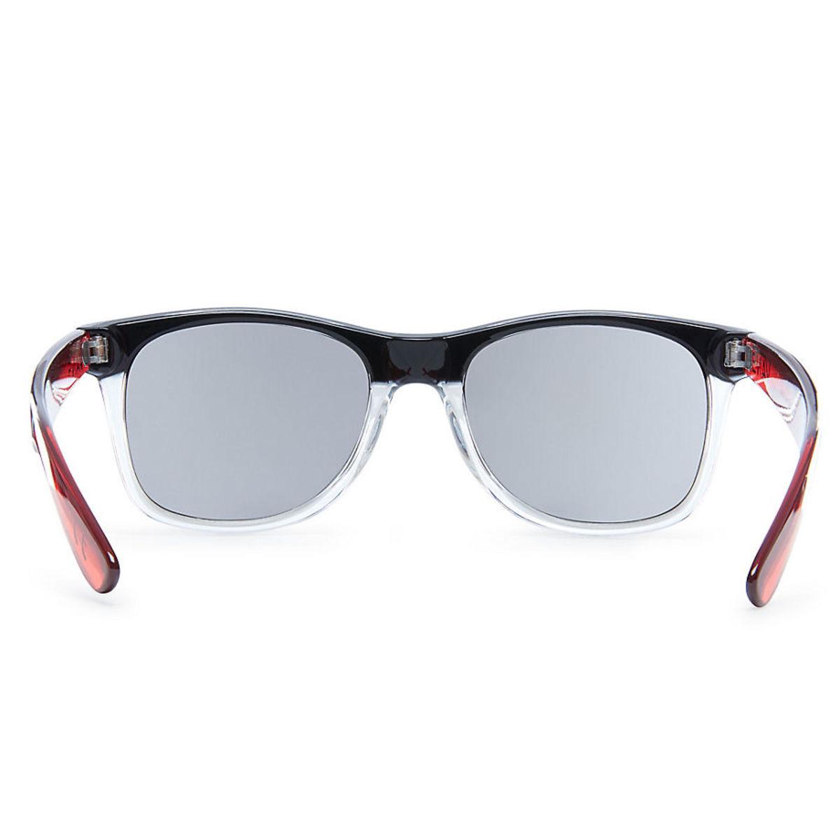 2af4882a3 okuliare slnečné VANS - MN SPICOLI 4 SHADES - CLEAR / BLACK ...