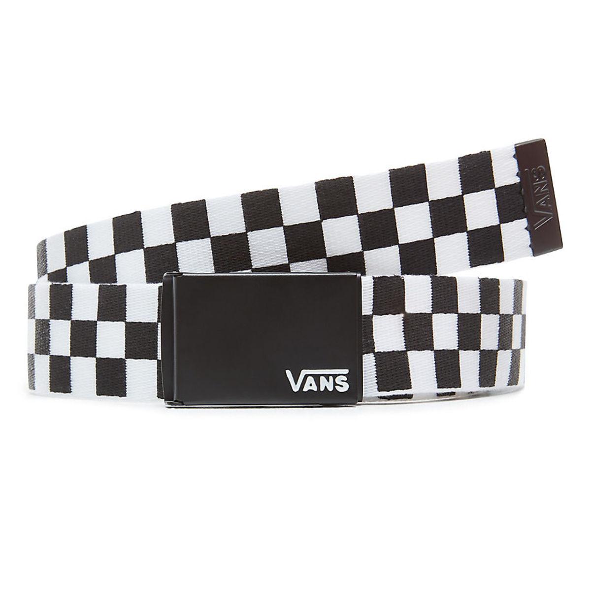 opasok VANS - MN DEPPSTER II WEB B - Black/White - VA31J1Y28