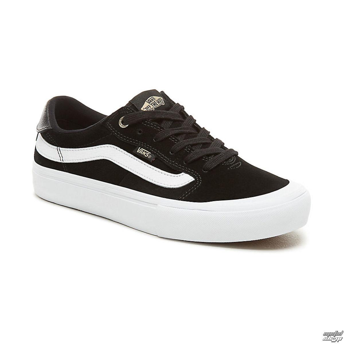 topánky pánske VANS - MN Style 112 Pro black / black / w - VA347XB8C