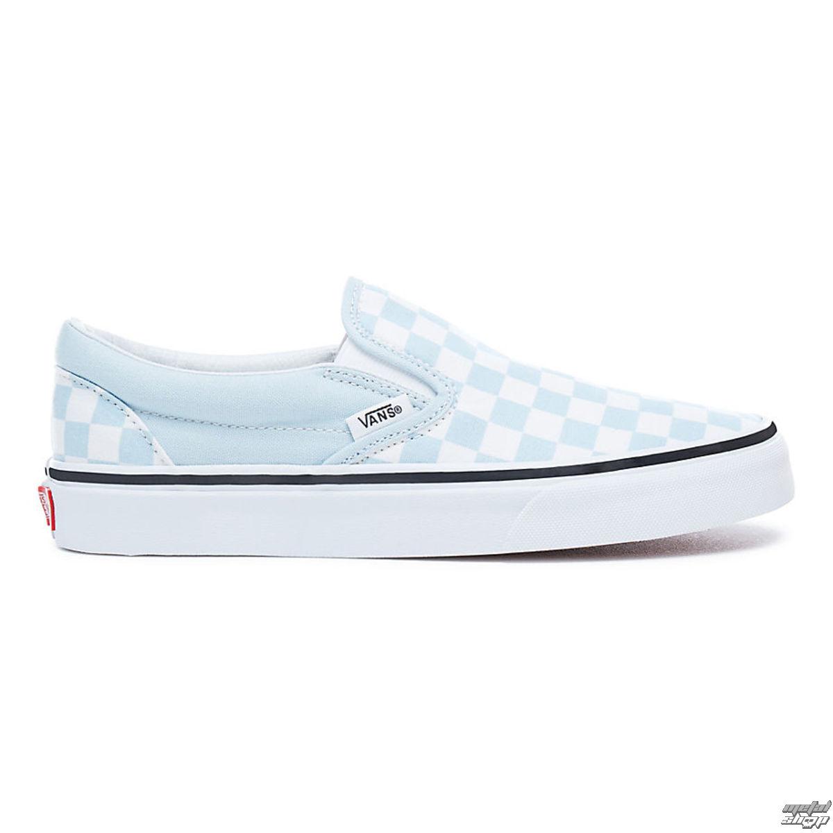 topánky dámske VANS - UA CLASSIC SLIP-ON (CHECKERBOA) - VA38F7QCK