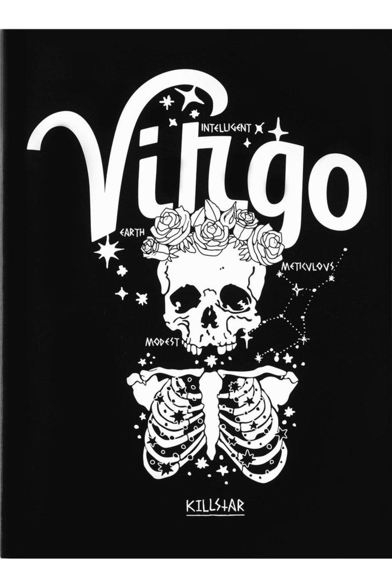 prianie KILLSTAR - Virgo - BLACK - KSRA000447