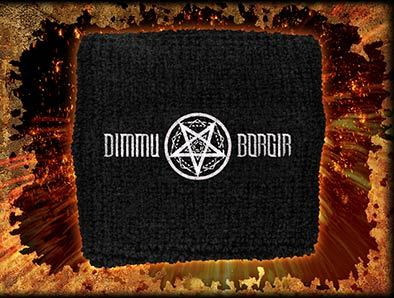 potítko Dimmu Borgir - Pentagram - RAZAMATAZ