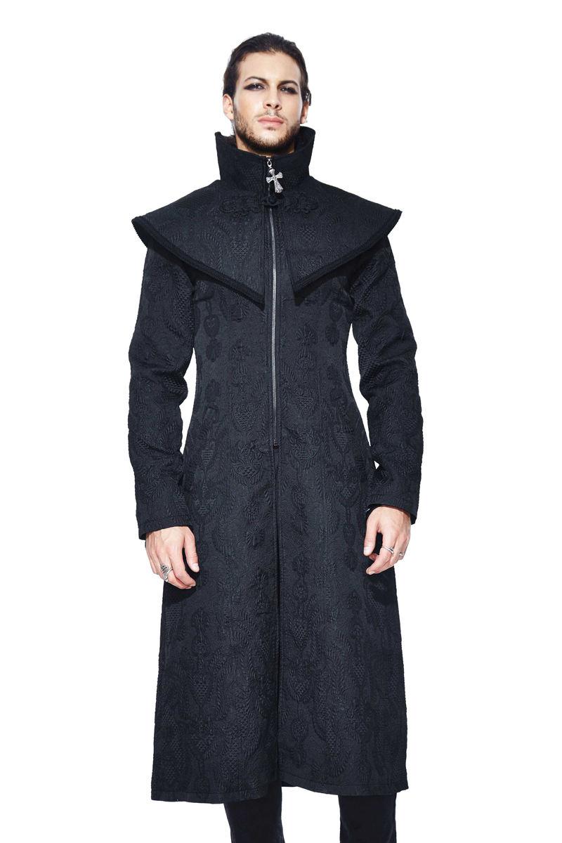 kabát pánsky DEVIL FASHION - CT088