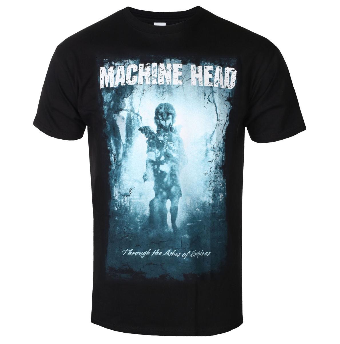 tričko pánske Machine Head - Through The Ashes Of Empires (TTAOE) - Black - RTMHTSBTHR