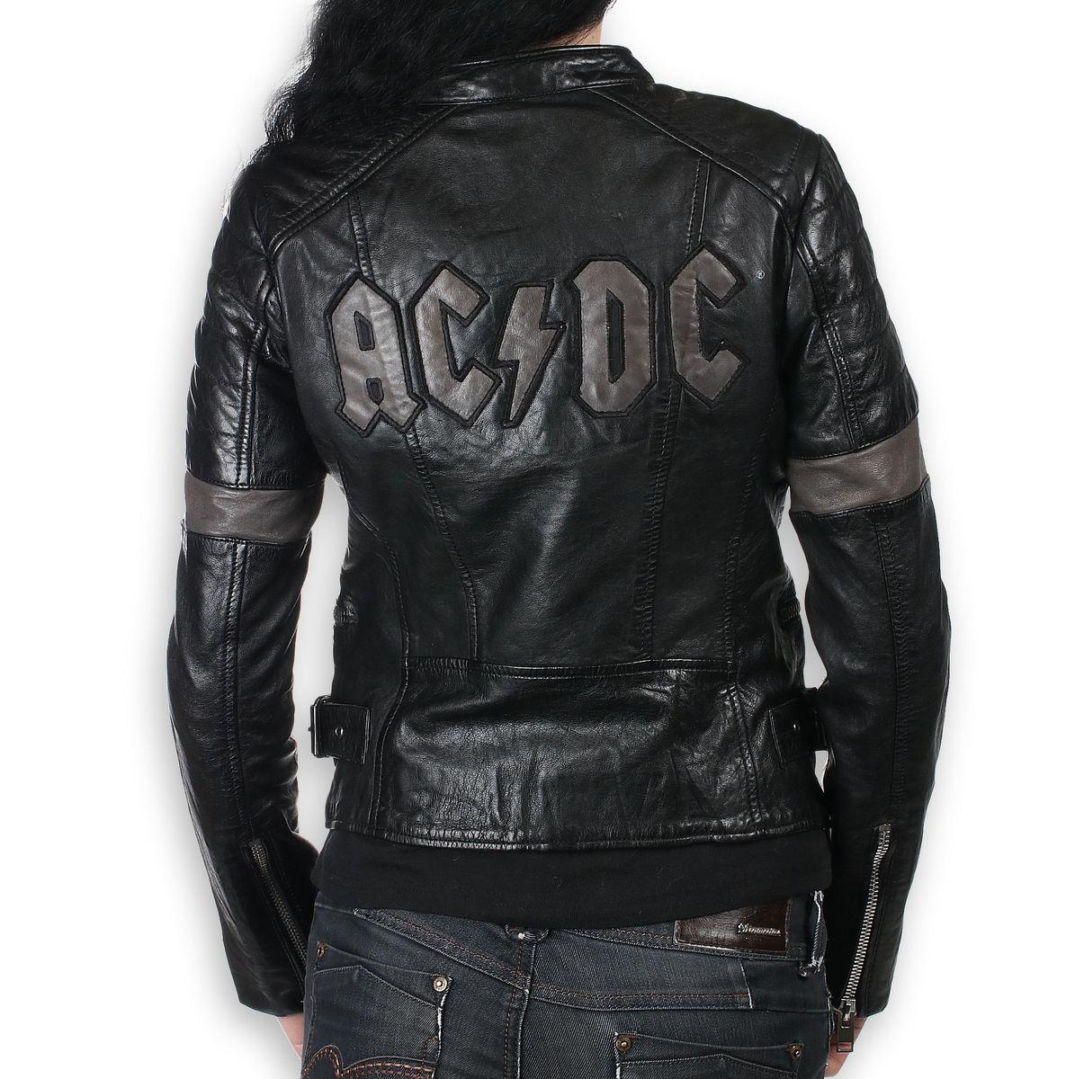 sidovka dámska AC/DC - MEGYN - Black - M0010869