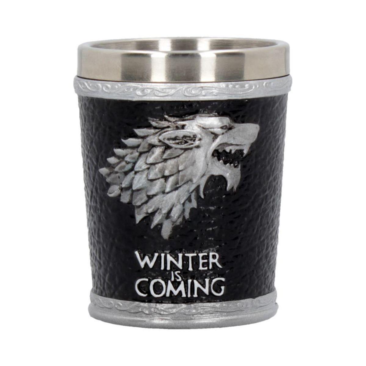 panák Game of thrones - Winter Is Coming - B4452N9