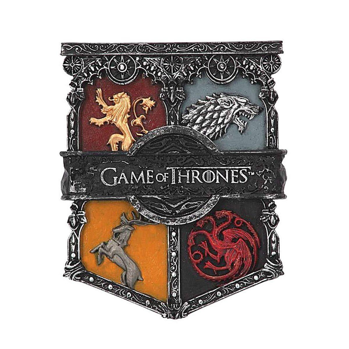 magnet Game of thrones - Sigil - B4679N9