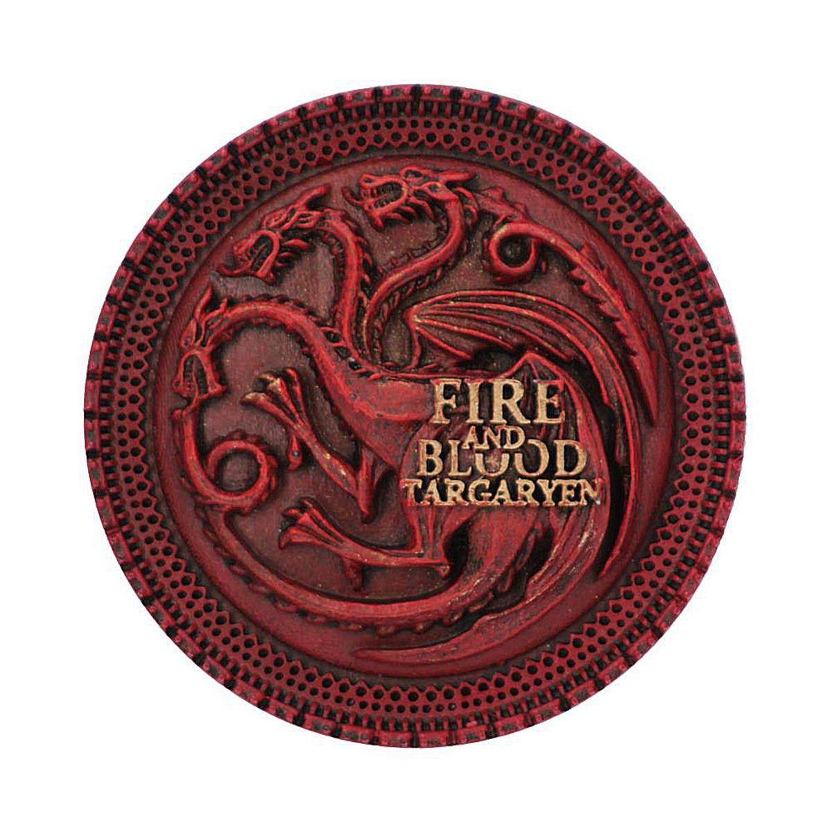 magnet Game of thrones - House Targaryen - B4681N9