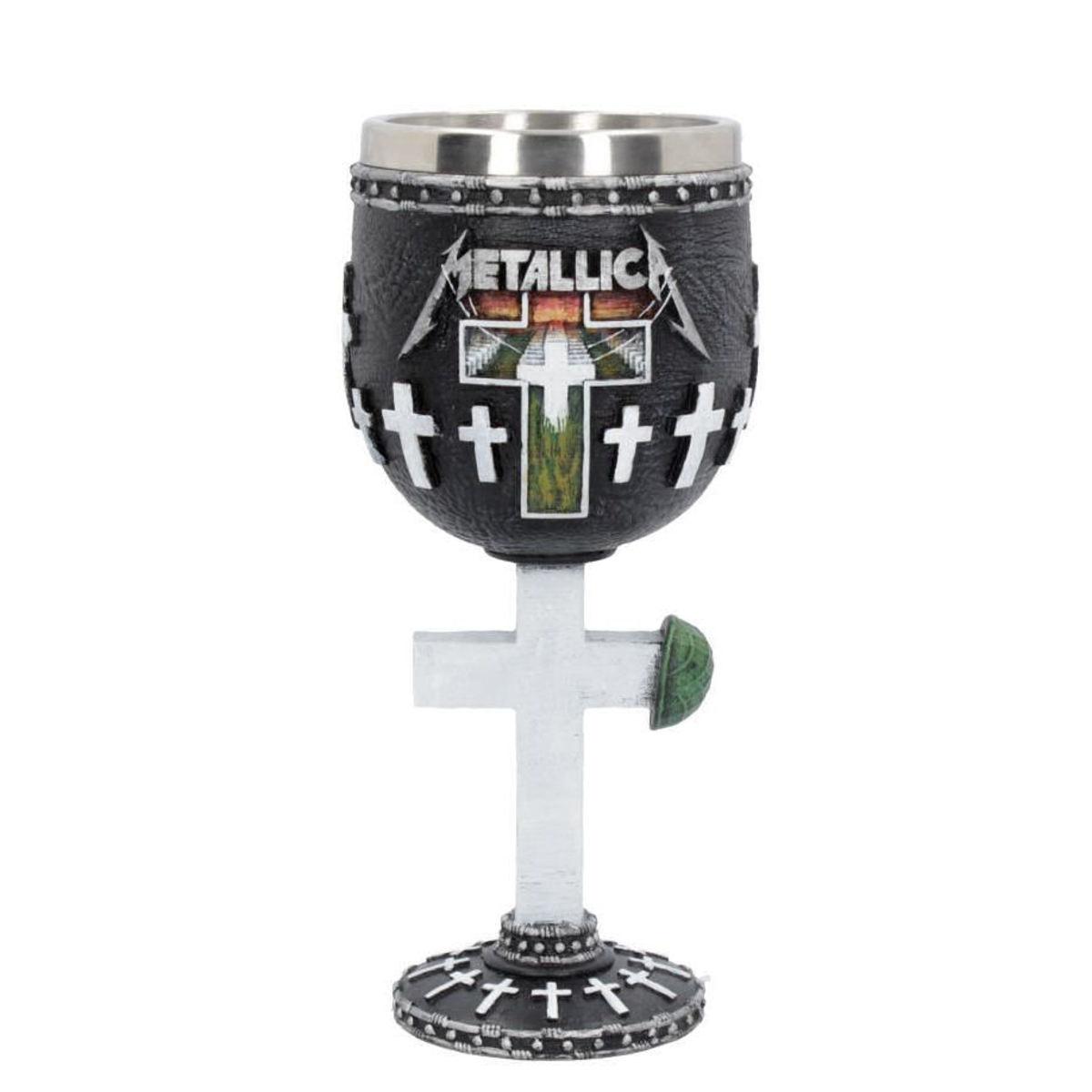 kalich Metallica - Master of Puppets - B4682N9