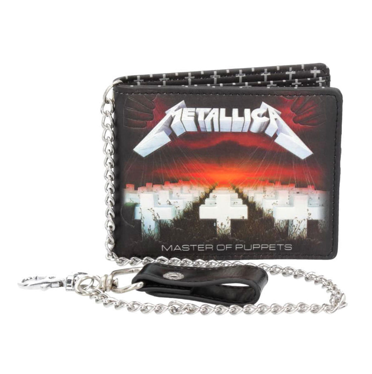 peňaženka Metallica - Master of Puppets - B4684N9