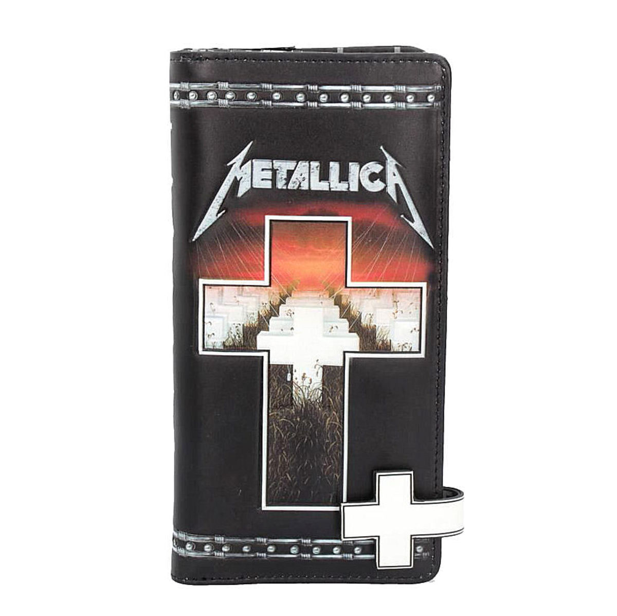 peňaženka Metallica - Master of Puppets - B4685N9
